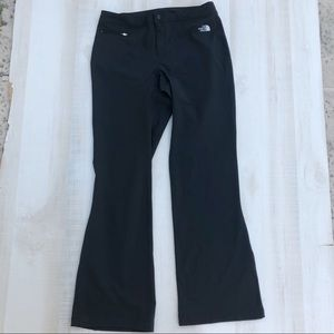 the North Face black pant size 6
